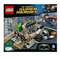 Lego Batman Vs Superman!!2016!! Escena De Pelea!!