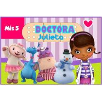 Doctora Juguetes Kit Imprimible Candy Bar Hotsale