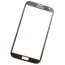 Samsung Galaxy Note 2 - Refacción Cristal Gris Gorilla Glass