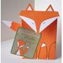 Souvenir Infantil Caja Zorro Original Para Cumpleaños!