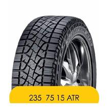 Pneu 235/75 R15 Atr Black Tyre Remold - Stock Pneus