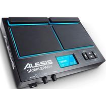 Alesis Sample Pad 4 Instrumento Autonomo Percusión Bateria