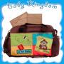 Bolso Maternal Pañalero Fisher Price.jugueteria Baby Kingdom