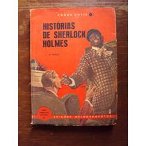 Livro Histórias De Sherlock Holmes De Conan Doyle
