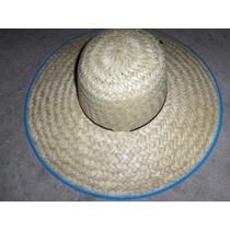 Sombrero De Palma Para Dama