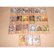 Lote De 21 Cartas Mythomania - Elma Chips.