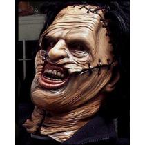 Mascara Leatherface Texas, Terror Tipo Myers, Jason, Freddy