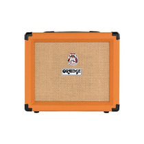 Combo Orange Crush Para Guit Eléc. 20w 1x8 Con Fx Crush 20rt