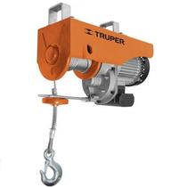 Polipasto Electrico 1000 Kg 1500 W Truper 16848