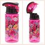 Disney: Botellas Para Agua Y Jugos De Minnie Mouse Y Bella