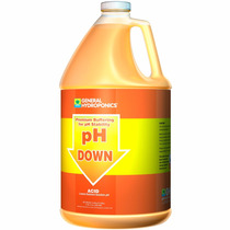 Ph Down - General Hydroponics 1 Gl