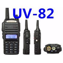 Radio Uv-82 Baofeng Ht Dual Band Bateria 5000mh 8w + Fone
