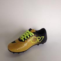 Chuteira Nike Cr7 Campo Infantil
