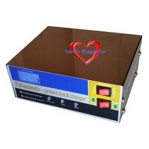 Carregador De Bateria Digital 12v Para Motos