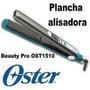 Plancha D Cabello 6 Nivel De 160-210 Oster + Estuche Viajero