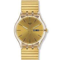 Reloj Swatch Dazzling Light Suok702b Mujer Envio Gratis