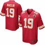 Camiseta Nfl Kansas City Chiefs #19 Maclin