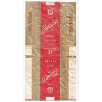 Marquilla De Cigarrillos Particulares 33 Argentina 1975