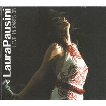 Cd+dvd Laura Pausini - Live In Paris 05 Digipak [americano]