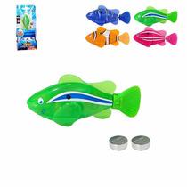 Robô Fish-embalagem C/ Bateria-crianças Amam-pronta Entrega
