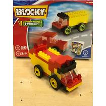 Blocky Vehículosvehiculos 1 X 50 Piezas. Oferton!!!