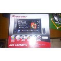 Pioneer Avh-x3700bhs Dvd 2 Din **nuevo** Jdm