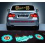 Led Ritmicos Ecualizador Grafico Tuning Auto 90x25cms