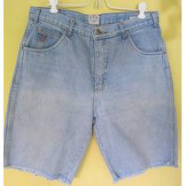 Bermudas De Jeans Fus Talle 33