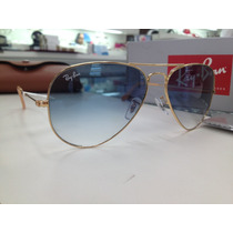 Oculos Ray Ban Rb3025l Aviator Large Metal 001/3f 58