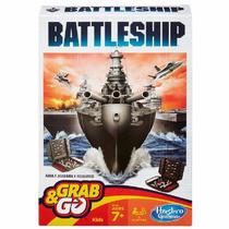 Jogo Batalha Naval Battleship Grab Go Original Hasbro B0995