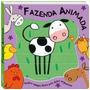 Livro Infantil Figuras Quebra Cabeças - Fazenda Animada