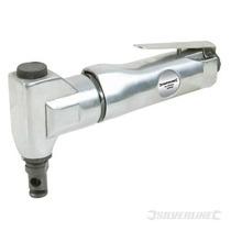 Cizalla Neumática Silverline P/cortar Y Perforar Metal 190mm