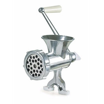 Moedor De Carne Manual Meat Mincer Alumínio