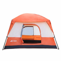 Carpa Semoo Waterproof 4-5 Person 2 Doors 3 Season Family