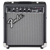Fender Frontman 10g Combo Cubo Amplificador De Guitarra Loja