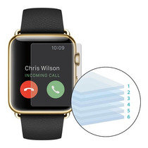Película De Vidro Apple Watch 42mm - Ultra Fina - Anti Risco