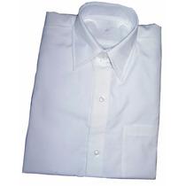Camisa Colegial Batista Blanca