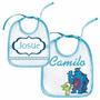 Baberos Personalizados Para Su Bebé, Baby Shower, Cumpleaños