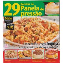 Revista Receita De Panela De Pressão - Ax