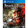 Attack On Titan - Ps4 / Playstation 4