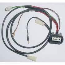 Chicote Ignição Eletrónica Opala Módulo Bosch