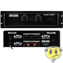Amplificador Potência Mark Audio Mk6200 1200w - Kadu Som