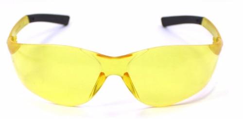 Óculos De Segurança Pomp Vision 8000 Amarelo - 3m - R  16,37 em ... cbe9d8a604