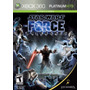 Star Wars The Force Unleashed Xbox 360 Ntsc Español