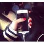 Case Bumper Silicona Orejas Mickey Mouse Iphone 4/4s/5/5s/5c