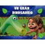 Kit Imprimible Un Gran Dinosaurio Cotillon