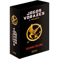 Box Trilogia Jogos Vorazes (3 Livros) #