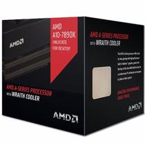 Micro Procesador Amd Apu A10 X4 7890k 4.3 Tienda Oficial