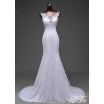 Promoção Vestido Noiva Renda Casamento Envio Imediato