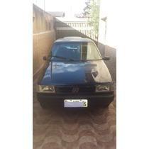 Fiat Uno 96 4 Portas Azul